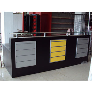 Reception Desks & Display