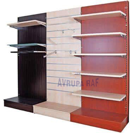 Shopping Shelf Systems
